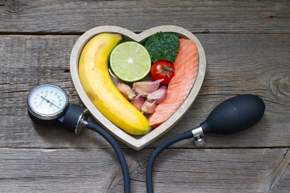 6 természetes élelmiszer, mely gyorsan leviszi a vérnyomást