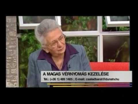 magas vérnyomás kezelésére videó)