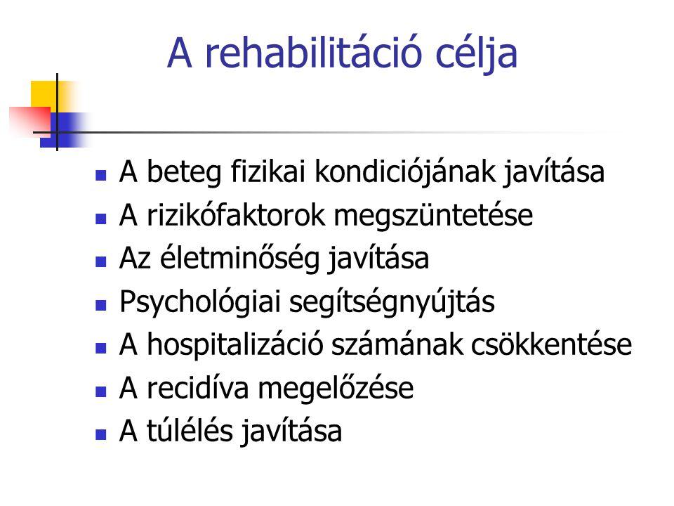 a hipertónia fizikai rehabilitációja)