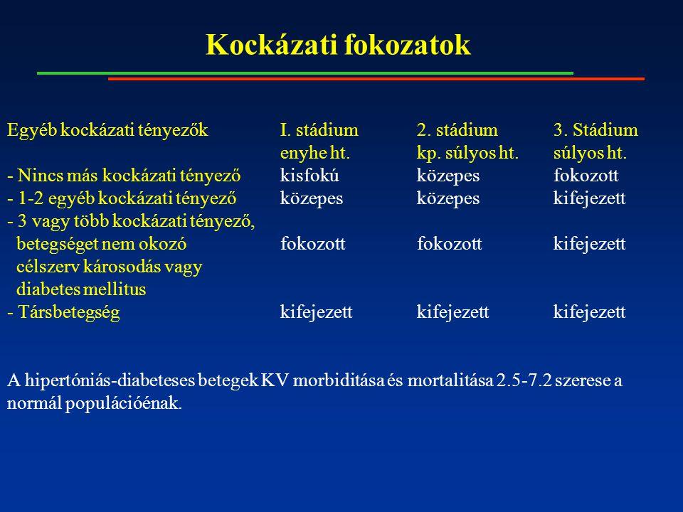 magas vérnyomás kockázati fokozat 3)