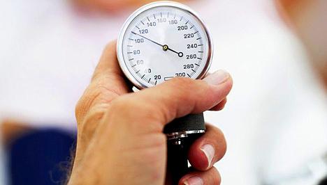 hipertónia okainak diagnosztizálása magas vérnyomás spazgan