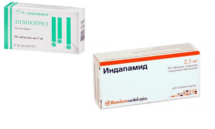 hipertóniás gyógyszerek hipotiazid