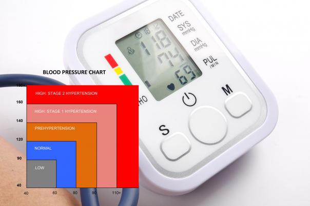 egyoldalú magas vérnyomás)