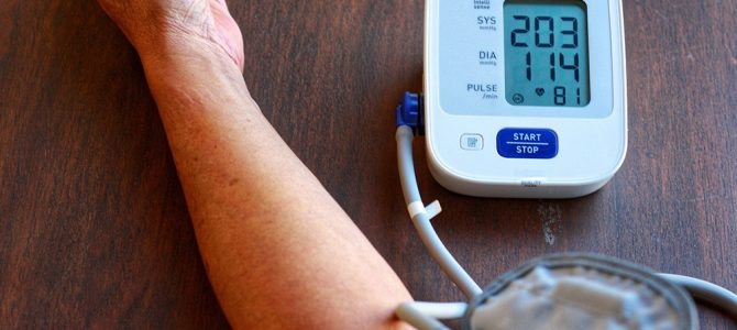 magas vérnyomás és az időjárás változásai