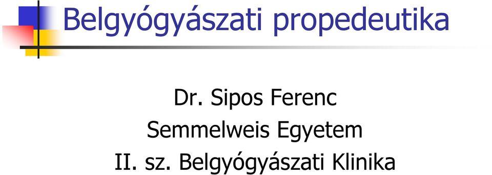 kórtörténet propedeutika hipertónia)