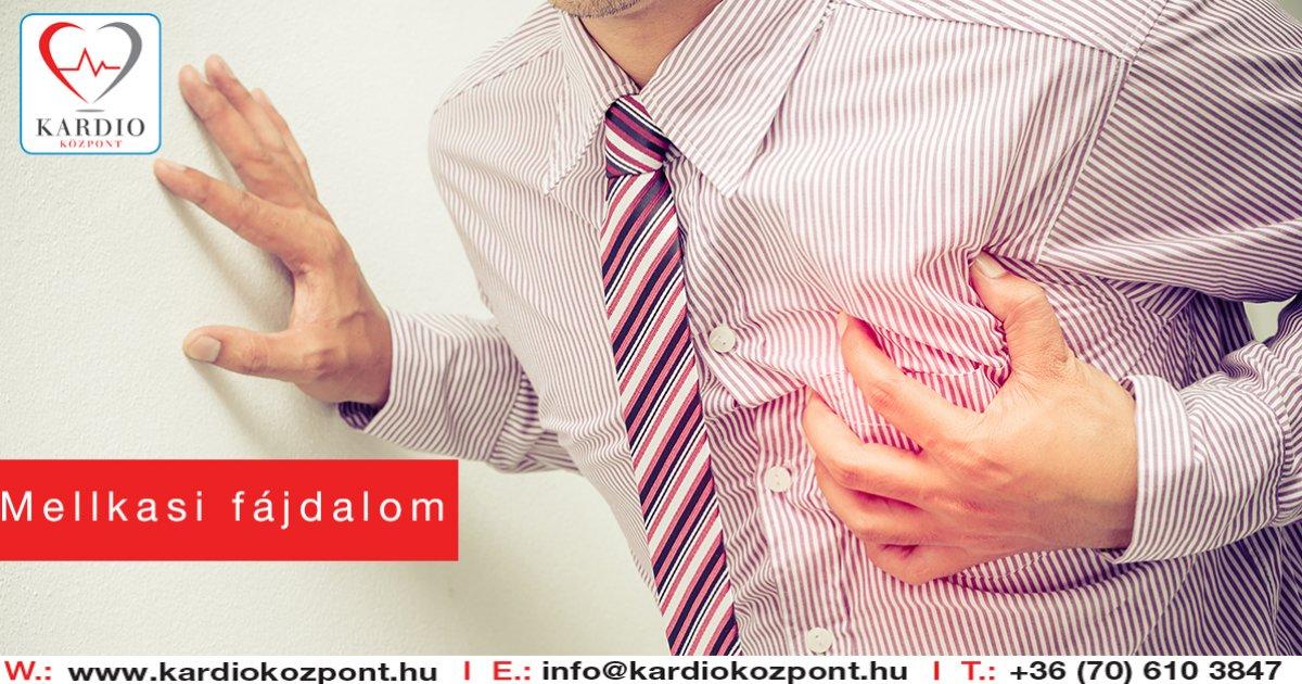 magas vérnyomás és angina pectoris különbség)
