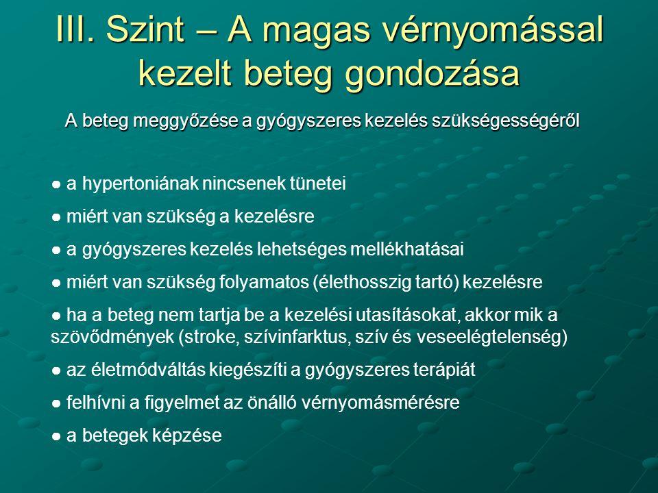 hipertónia gyógyszerfórum