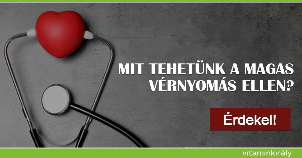 hogyan kell e-vitamint szedni magas vérnyomás esetén)