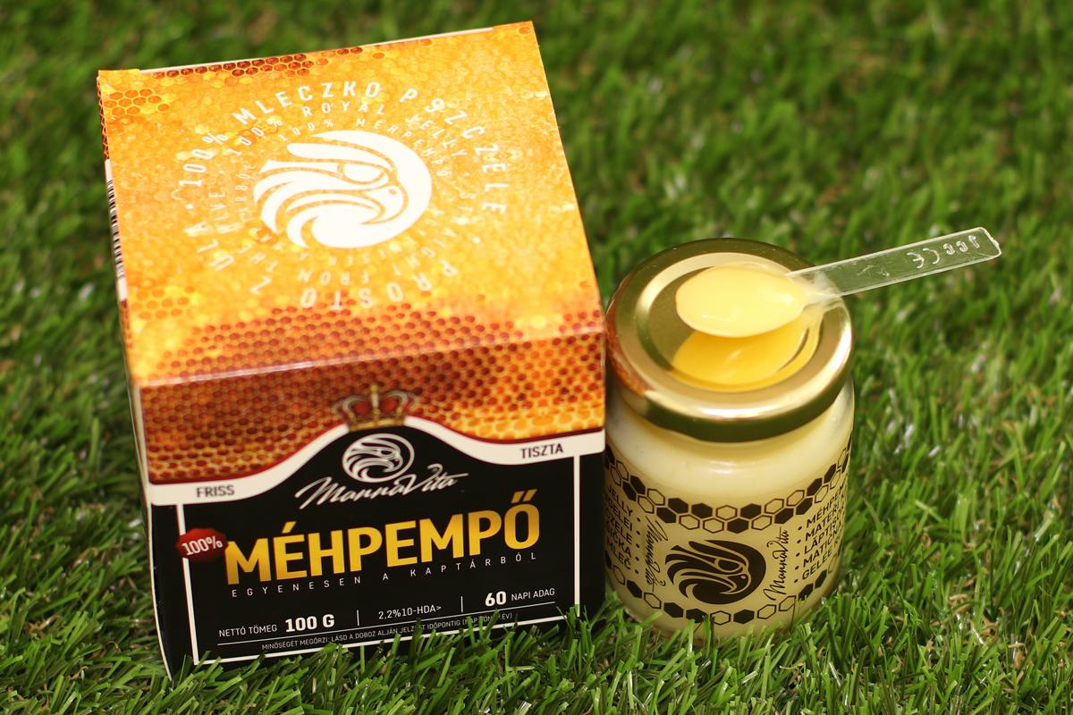 hogyan kell méhpempőt szedni magas vérnyomás esetén)