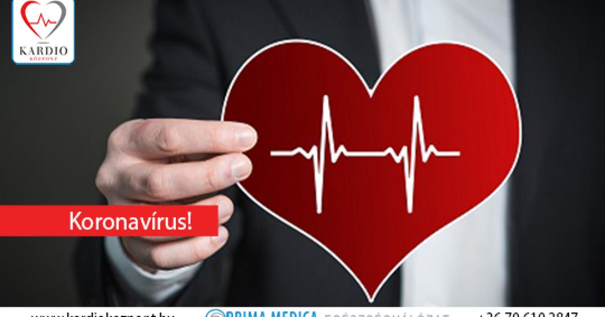magas vérnyomás a szív fájdalmával