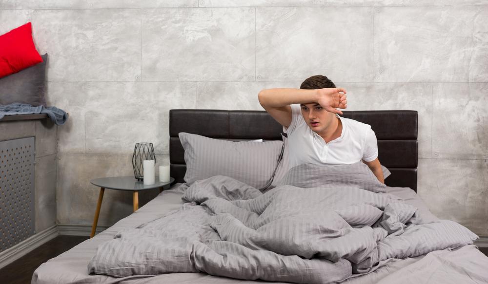magas vérnyomás éjszakai izzadás