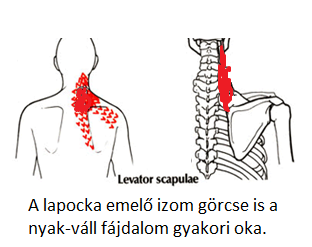 nyaki fájdalom magas vérnyomással