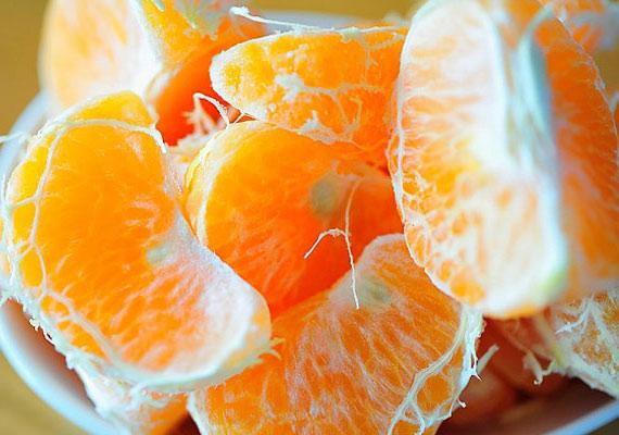 A mandarin előnyei