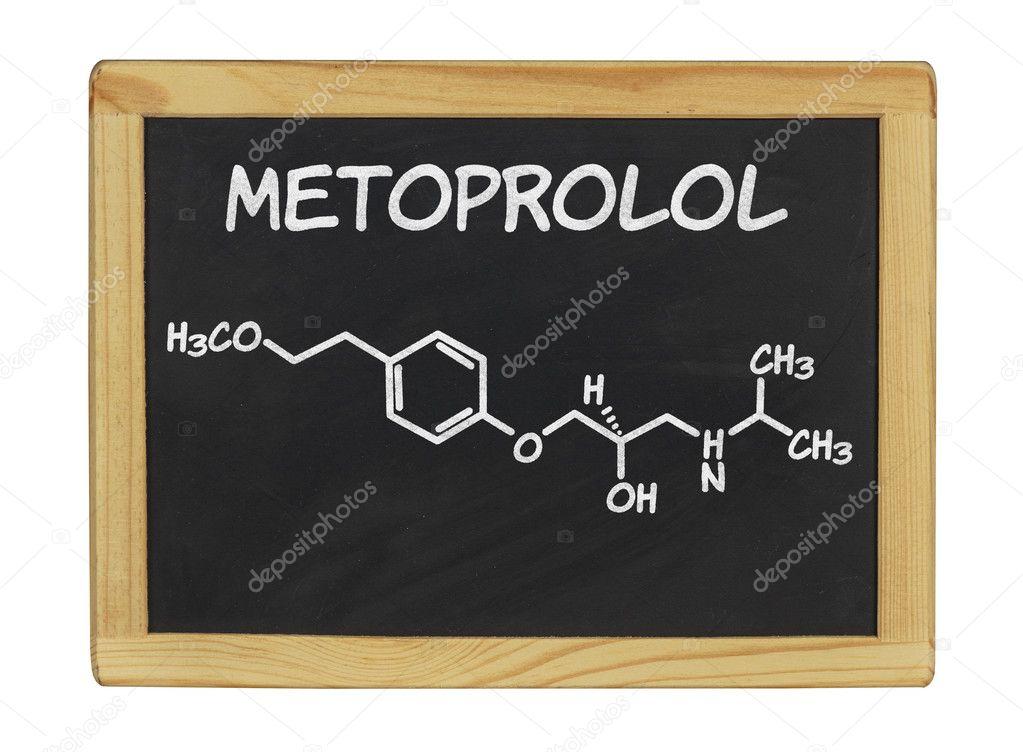 magas vérnyomás metoprolol