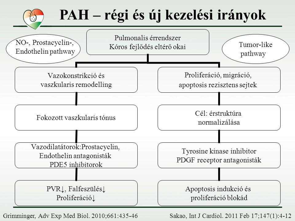 a pulmonalis hipertónia okai)
