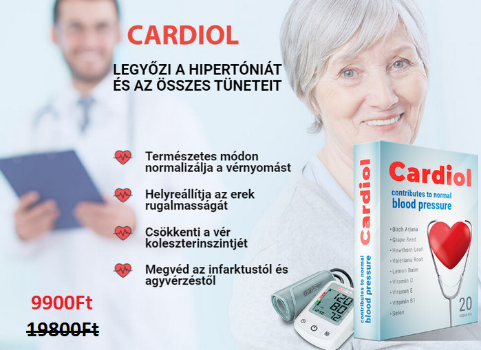 a magas vérnyomás használati utasításaiból
