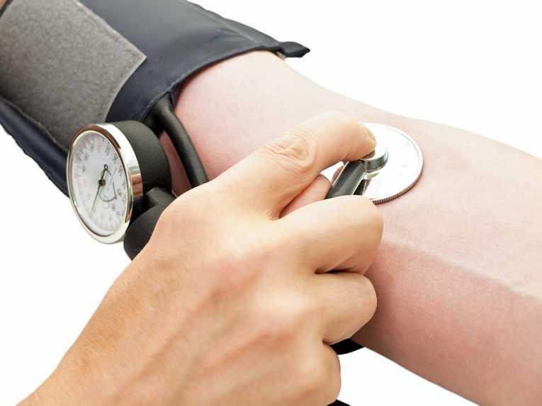 a vese magas vérnyomásának biokémiai mechanizmusai