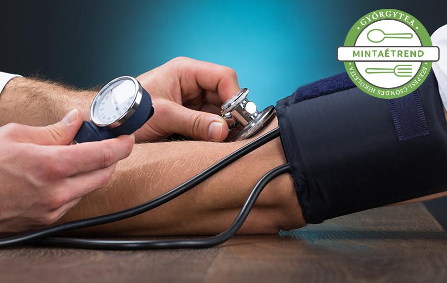 hogyan lehet legyőzni a magas vérnyomást népi gyógymódokkal