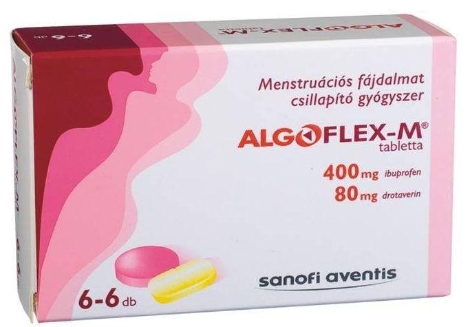 Algoflex-M tabletta