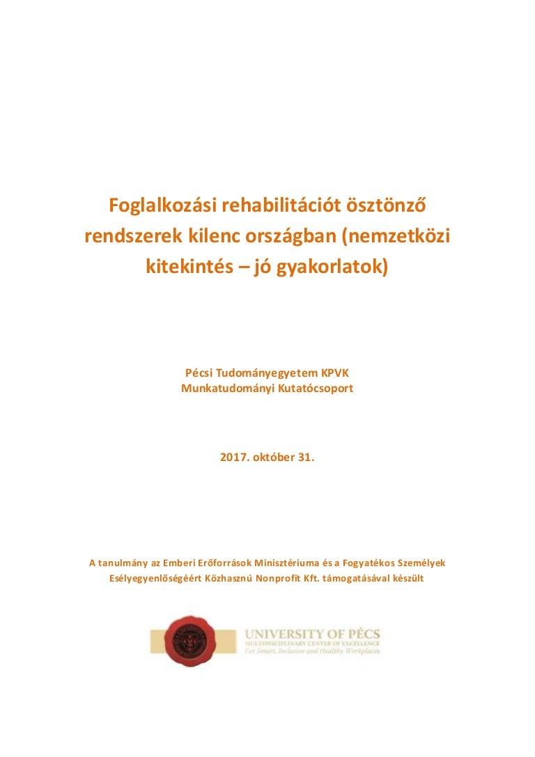 magas vérnyomás, 3 szakasz és fogyatékosság csoport)