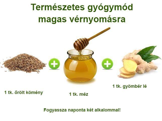 hagyományos orvoslás receptjei a magas vérnyomás kezelésére)