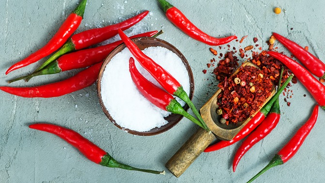 magas vérnyomás és chili mi a határ menti magas vérnyomás