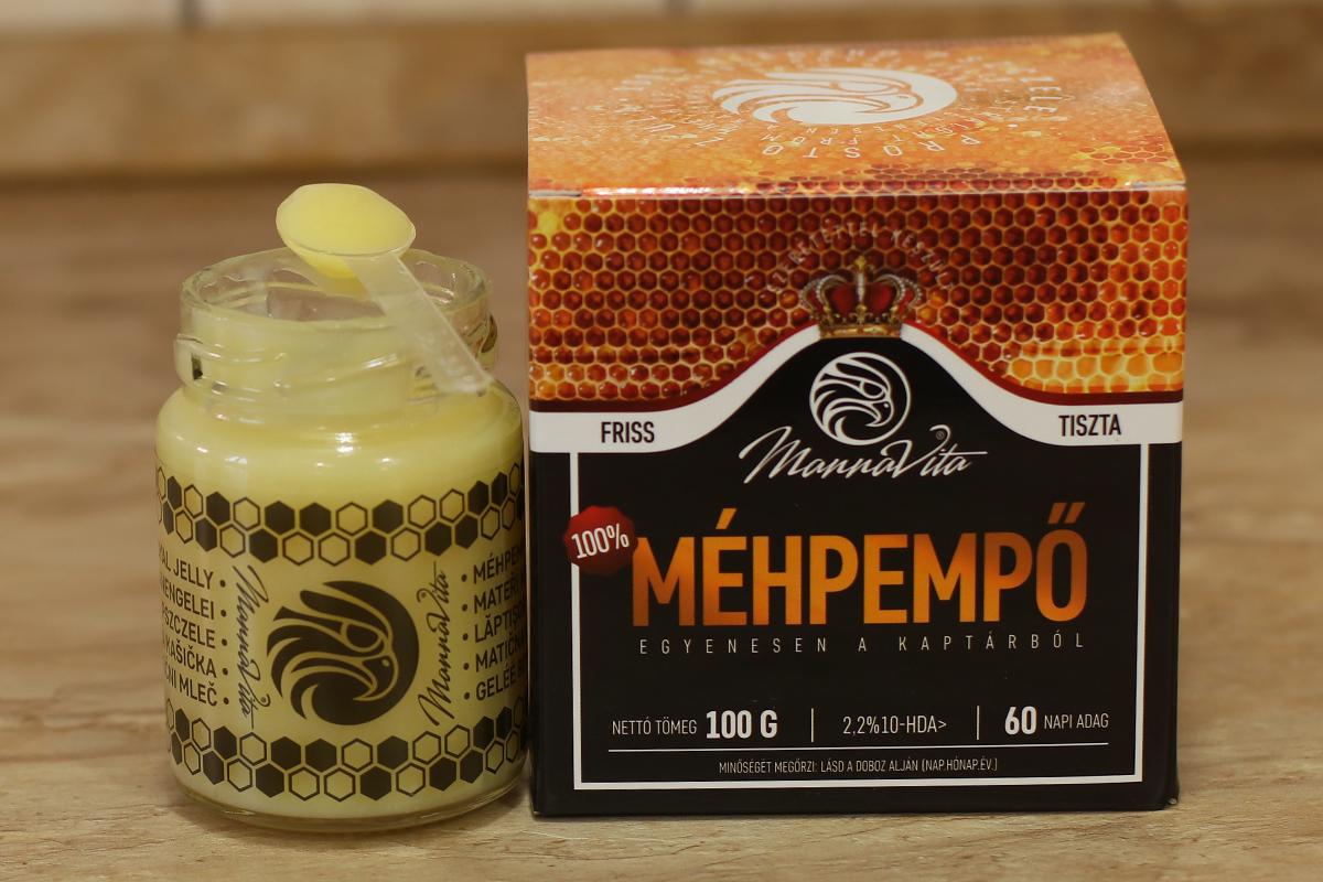 méhpempő magas vérnyomás kezelésére)