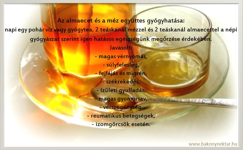 A méz a magas vérnyomást kezeli. A magas vérnyomást kezelik-e vagy sem
